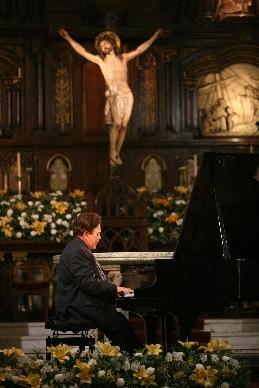 Bruno Gelber en Mar del Plata