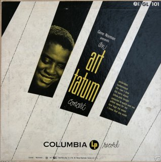 Tapa del disco de Art Tatum