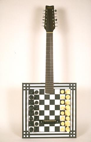 Guitarra de Butler