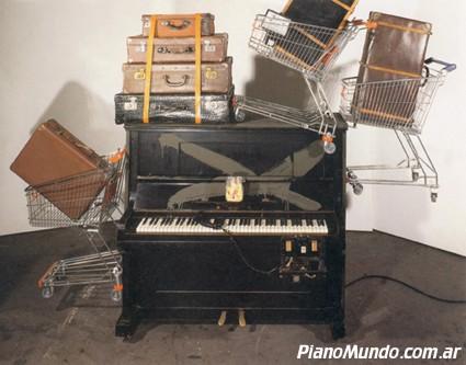 Otro piano Fluxus