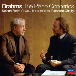 Freire y Chailly graban a Brahms