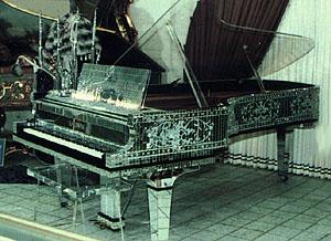 El piano de Liberace