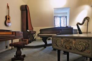 Mueble de un piano