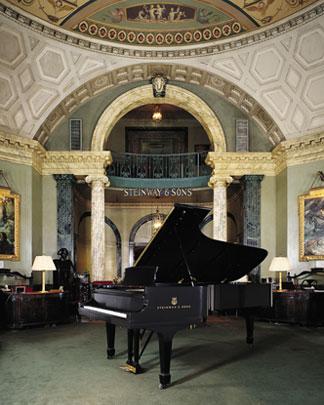 Steinway Hall de Nueva York