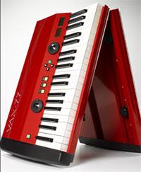 El teclado Vax 77
