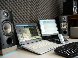Estudio de grabación hogareño