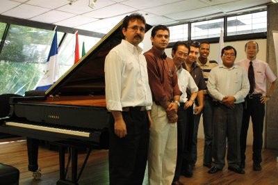 Seminarios para técnicos de pianos