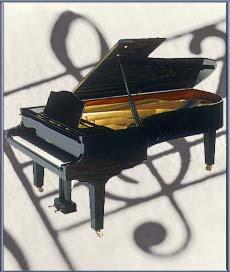 Variedades de pianos