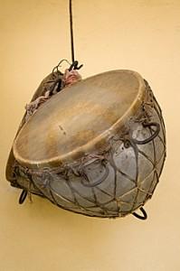 Tambores de Indios Americanos