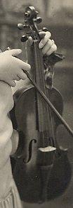 afinandro un violin