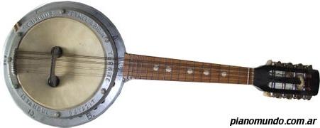 Banjo de cuerdas