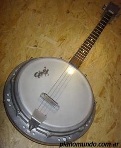 fotografía del banjo