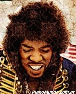 Jimmy Hendrix retrato