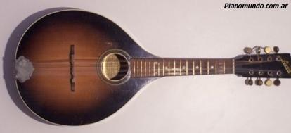 fotografía de una mandolina