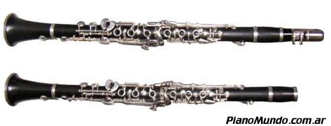 variedades de clarinetes