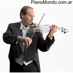 Posicion para tocar el violin